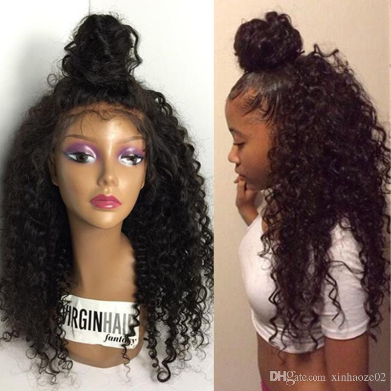 2a7b8b015 Carlie – Brazilian Remy Curly Lace Front Human Hair Wig – Hair By SheShe